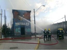 Incendio | Rodrigo Pino