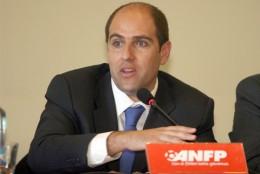 Sergio Jadue | anfp.cl