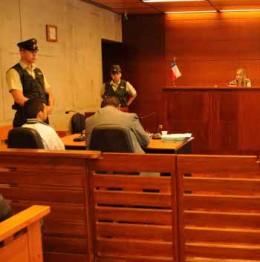 Audiencia en Santiago | Centro de Justicia