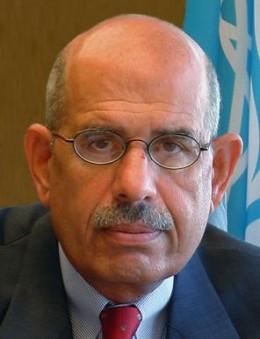 Mohamed ElBaradei   Wikipedia