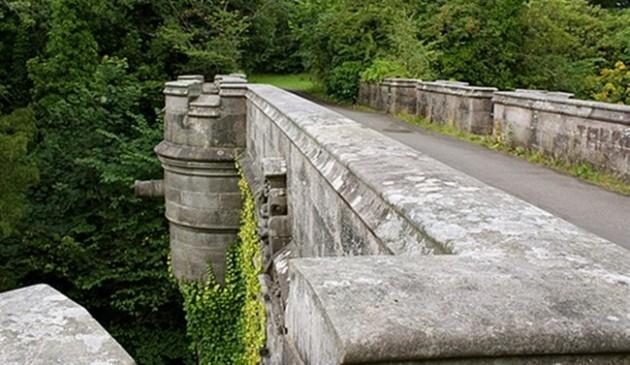 Puente Overtoun de Escocia | Wikipedia