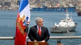 Piñera en Valparaíso