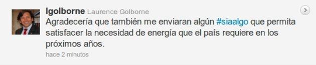 (2) Twitter Biministro Golborne