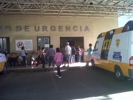 Urgencias Hospital Base  Néstor Aburto