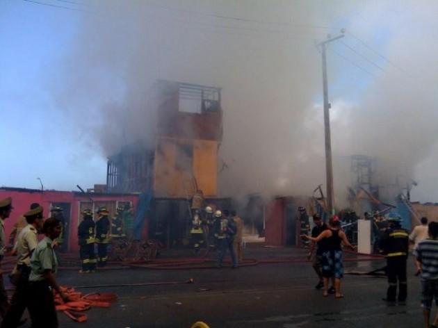 Incendio   Vianka Harder