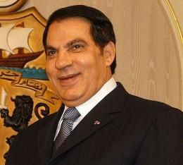 Zine El Abidine Ben Alí | Wikipedia