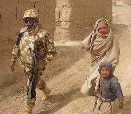 Conflicto Afgano