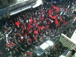 Protestas en Amman | vía @ezequiel