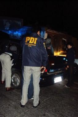 Detenida por receptación en San Felipe