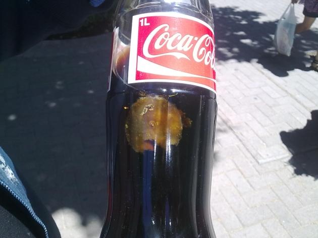 coca-cola, su singular controles de calidad | alexis gutierrez arriagada