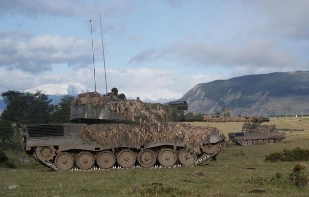 Imagen: Ejército de Chile en Flickr