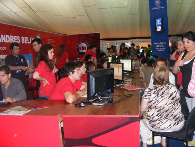 Imagen: Feria de Postulación y Matrícula (Oficial)