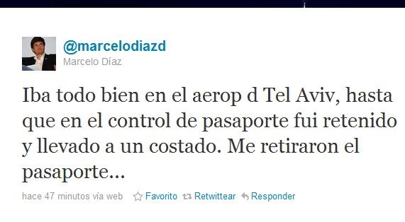 @marcelodiazd en Twitter