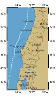 sismologia.cl