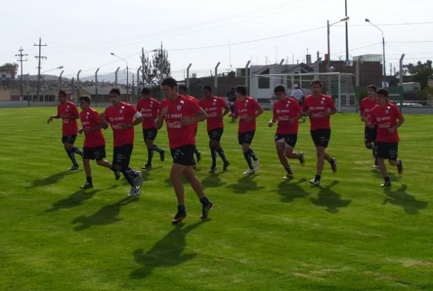 Selección Chilena Sub 20   Imagen: Eduardo Figueroa