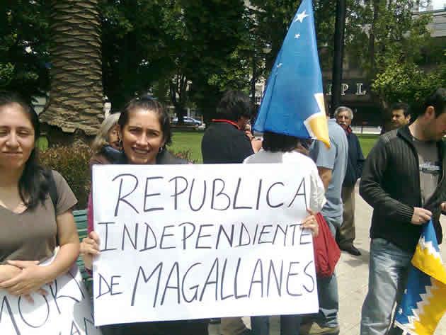 Apoyo a Magallanes en Temuco | Hugo Oviedo