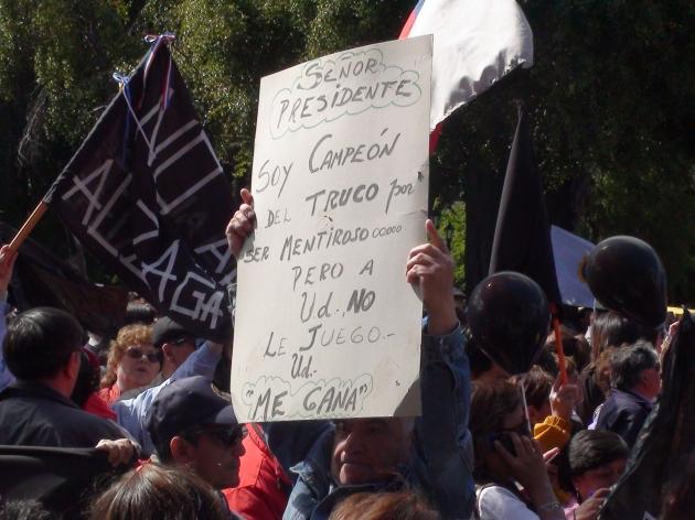 Magallanes dice NO al alza del gas   Danny Perich Campana