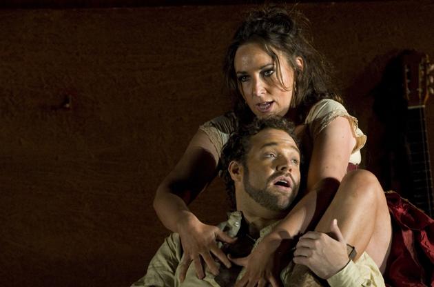 Carmen 3D Carmen y Don Jose II Acto   Cinemark
