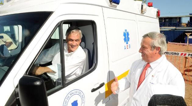 Presidente Piñera en la Región del Maule | Fotopresidencia