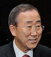 Ban Ki-moon | Wikipedia