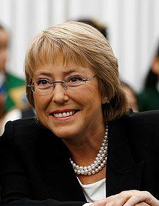 Michelle Bachelet   Wikipedia