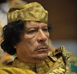 Muammar al Gaddafi | Wikipedia