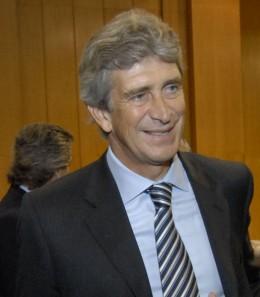Manuel Pellegrini   Málaga