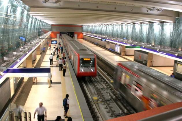 Metro de Santiago | Wikipedia