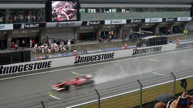 Shanghai Circuit | Wikimedia Commons