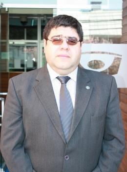 Fiscal jefe de la Fiscalía Local de Temuco, Alberto Chifelle Márquez