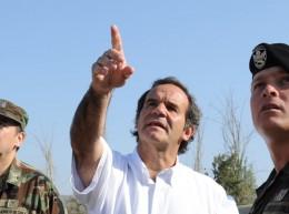 Ministro Allamand | Ejército de Chile en Flickr