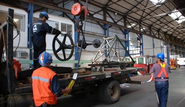 Reparación de ascensor Barón en Asmar