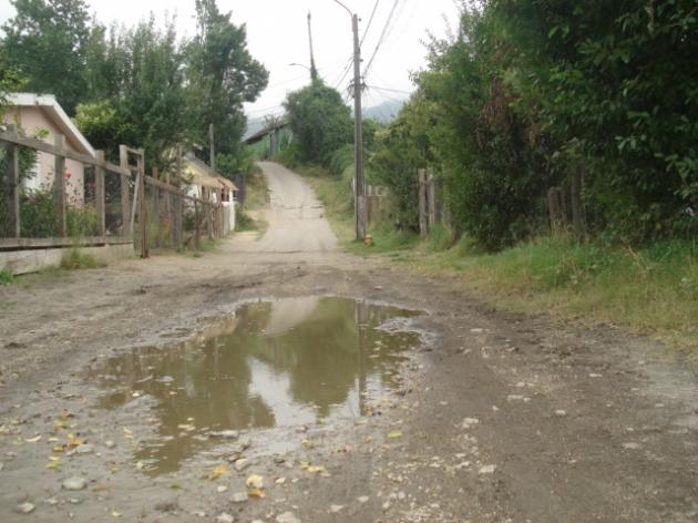 Pavimentación | Juan Reyes Salas