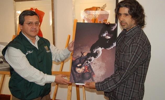 Ganador de Temuco 2011: Un testimonio gráfico para el mundo
