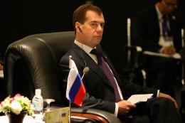 Dmitri Medvedev | Wikimedia Commons