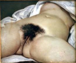 El Origen del mundo de Courbet | Wikipedia