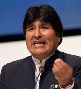 Evo Morales | Wikimedia Commons