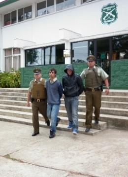 Detenidos en Algarrobo | Carabineros