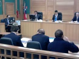 Juicio en Temuco