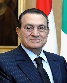 Hosni Mubarak | Foto: Wikipedia
