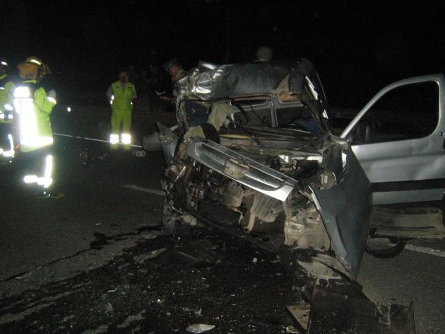 Fatal Accidente en Ruta 5 Sur  | Hardy Chávez