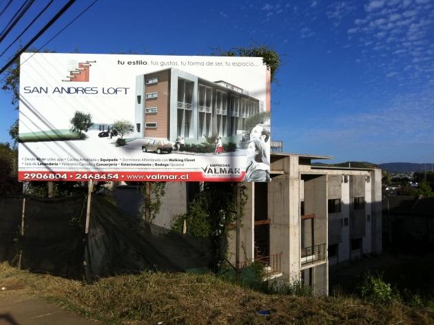 construcción abandonada | marco torres Arévalo