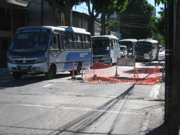 Congestión vehicular | Juan Costa
