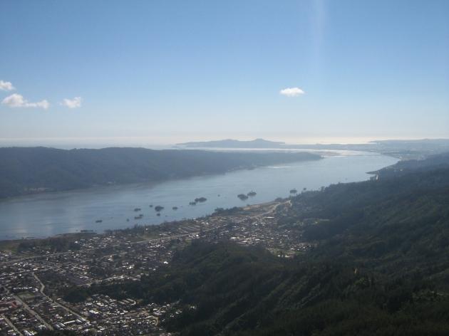 Nuestro río Bío-Bío | Mario Machuca Novoa