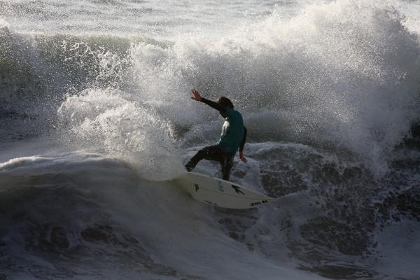 Imagen: Campeonato de surf Snicker Billabong Pro Tour 2011 y Burn