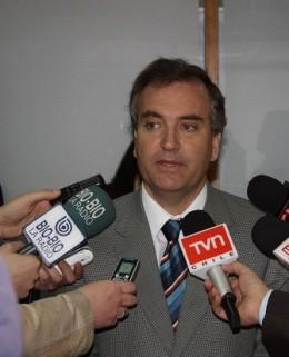 Intendente Molina | Carlos Martínez