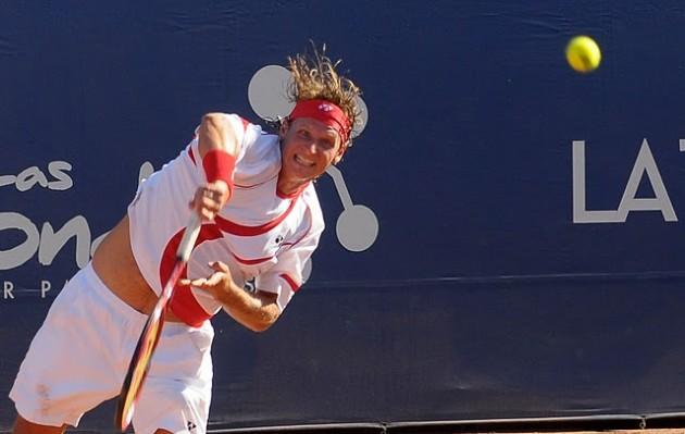David Nalbandian | Jim Rydell/Movistar Open