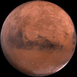 Marte | Imagen: Wikipedia