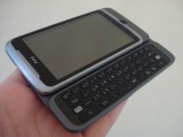 HTC Desire Z | Wikipedia