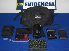 Especies robadas en Reñaca | PDI